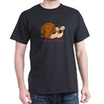 Amour In Armour Black T-Shirt