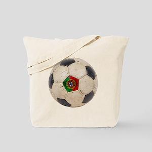 Portugal Football Tote Bag