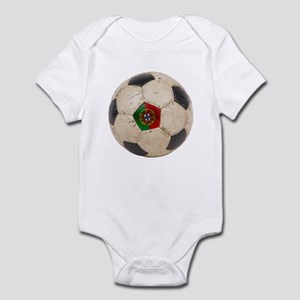 Portugal Football Infant Bodysuit