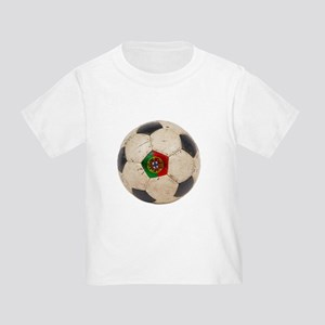 Portugal Football Toddler T-Shirt