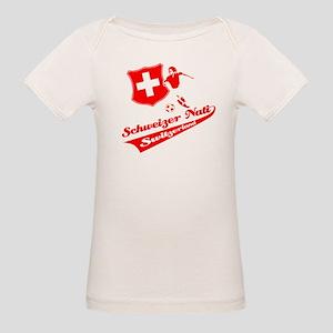 Swiss soccer Organic Baby T-Shirt