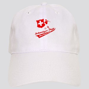 Swiss soccer Cap