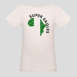 Super Eagles of Nigeria Organic Baby T-Shirt