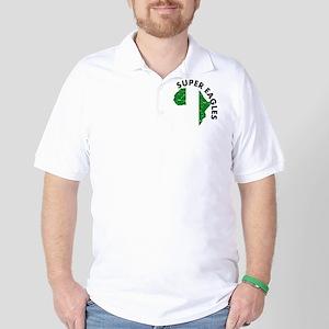 Super Eagles of Nigeria Golf Shirt
