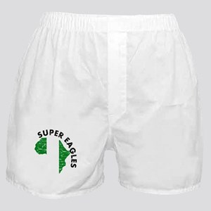 Super Eagles of Nigeria Boxer Shorts