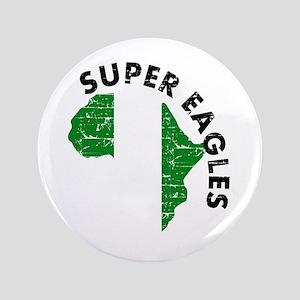 """Super Eagles of Nigeria 3.5"""" Button"""