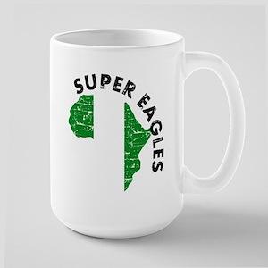 Super Eagles of Nigeria Large Mug