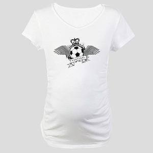 Portugal Football Maternity T-Shirt