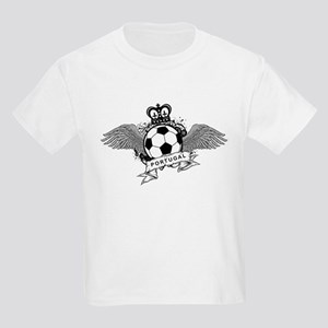 Portugal Football Kids Light T-Shirt
