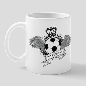 Portugal Football Mug