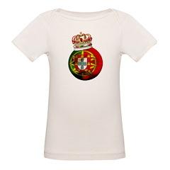 Portugal Football Champion Tee