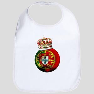 Portugal Football Champion Bib