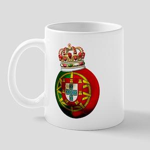 Portugal Football Champion Mug