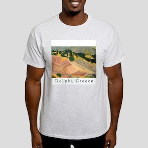 Delphi  Ash Grey T-Shirt