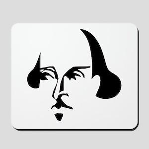 Simple Shakespeare Mousepad