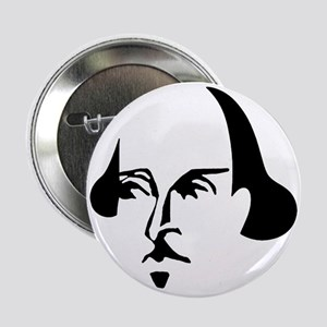 "Simple Shakespeare 2.25"" Button"