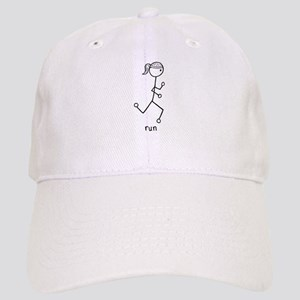 Running Girl Cap