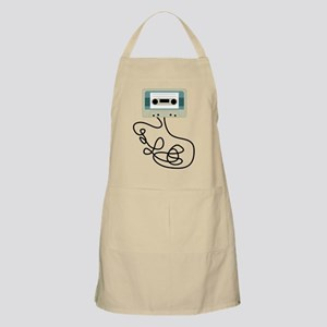 Loose Cassette Tape Loops Apron