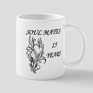 15th. ANNIVERSARY Mug