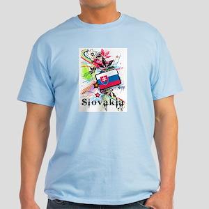 Flower Slovakia Light T-Shirt