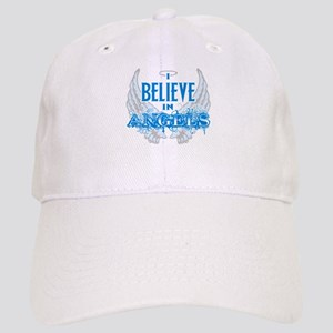 I believe in Angels Grunge Cap