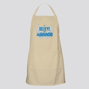 I believe in Angels Grunge Apron