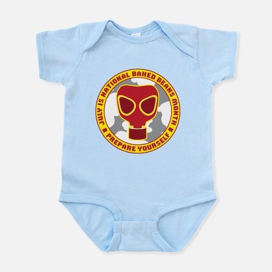 National Baked Beans Month Infant Bodysuit