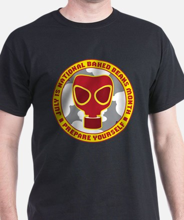 National Baked Beans Month T-Shirt