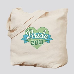 Heart Bride 2011 Tote Bag