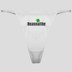 Blessed (in Irish) Classic Thong