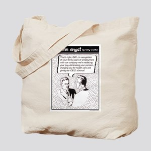 That's right, Biff... Tote Bag
