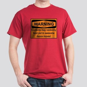 Warning Dark T-Shirt