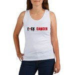 F*Cancer T'shirt Women's Tank Top