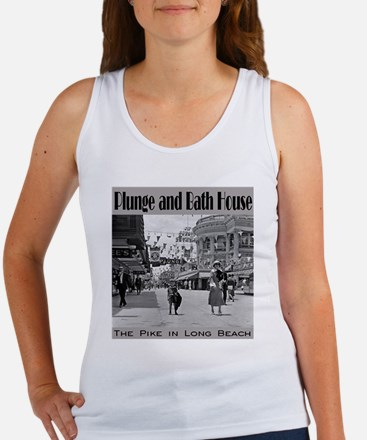 Plunge at the Pike Women's Tank Top