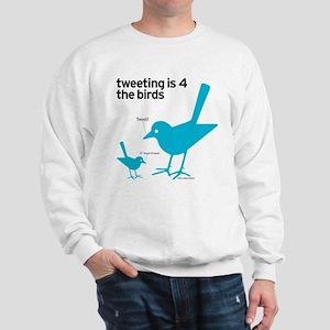 4 The Birds Sweatshirt