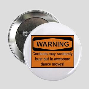 "Warning 2.25"" Button"