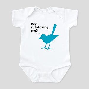 R U Following? Infant Bodysuit