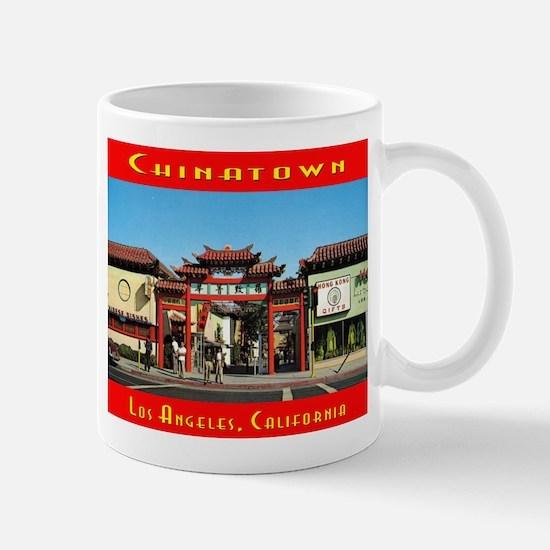 Chinatown L.A. Mug