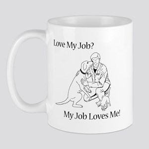 Veterinary Design (Male) Mug