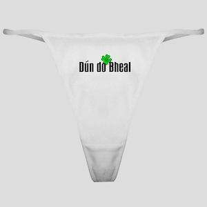 Dun do Bheal Classic Thong