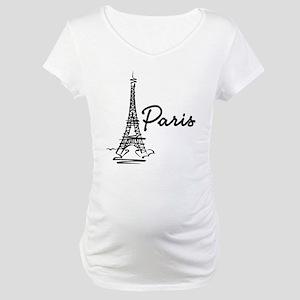Paris Maternity T-Shirt
