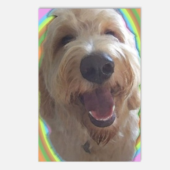 Dreamy Dog Postcards (Package of 8)