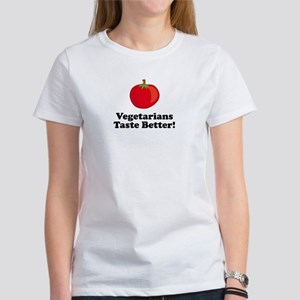 Vegetarians Taste Better Women's T-Shirt