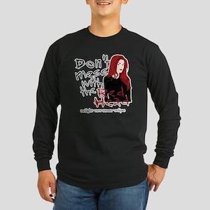 Victoria Long Sleeve Dark T-Shirt