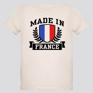 Made In France Organic Kids T-Shirt
