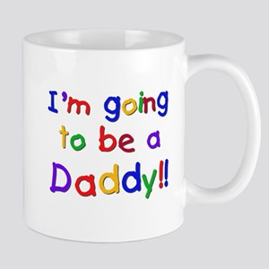 I'm Going to be a Daddy Mug