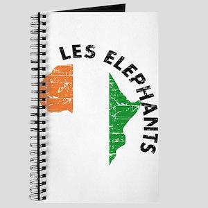 Les Elephants of Cote D' Ivoire Journal