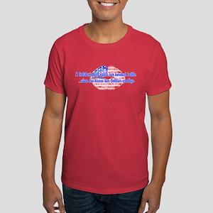 Kisses Goodbye Dark T-Shirt