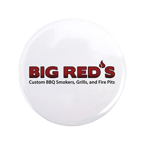 """Big Red's BBQ Smokers 3.5"""" Button"""