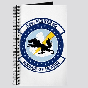 524th Fighter Squadron Journal